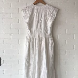 Madewell Dresses - Madewell night breeze white eyelet•in high demand
